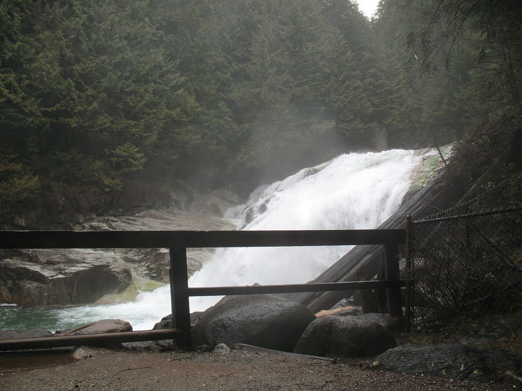 Gold Creek Falls Hike In Golden Ears Provincial Park Bc
